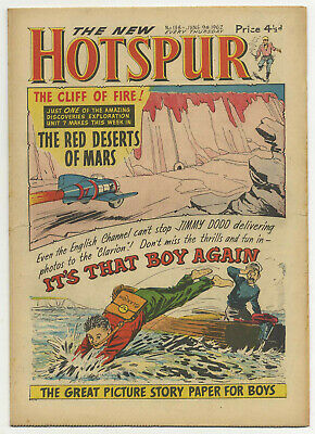 The Hotspur 138 (June 9 1962) very high grade copy