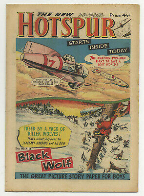 The Hotspur 135 (May 19 1962) very high grade copy