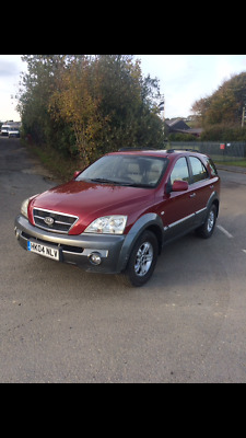 kia sorento 2.5 XS diesel 5 door with mot December 2019