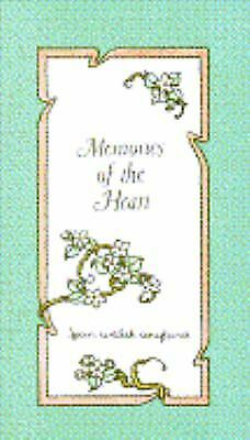 Memories of the Heart by Anglund, Joan Walsh