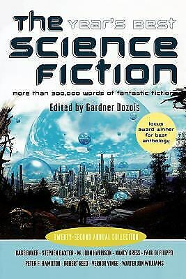 Year's Best Science Fiction : Fourth Annual Collection by Dozois, Gardner