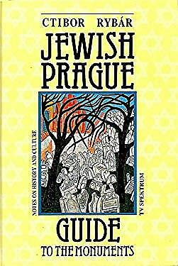 Jewish Prague Guide to the Monuments : Notes on History and Culture-ExLibrary