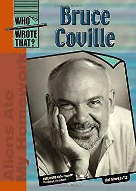 Bruce Coville by Marcovitz, Hal -ExLibrary