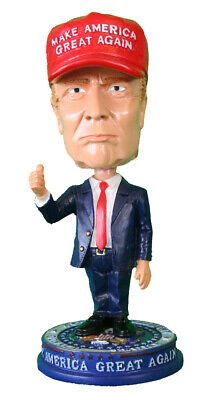 "President Donald Trump 2020 71/4"" Tall Bobble Head Bobblehead Nodder MAGA"