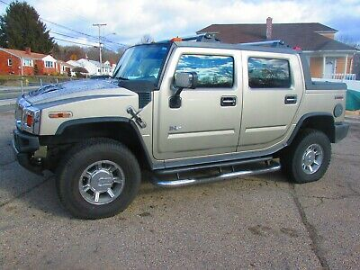 2005 Hummer H2  2005 hummer h2 sut nice clean unit runs fine 2 owners no lights safety inspected