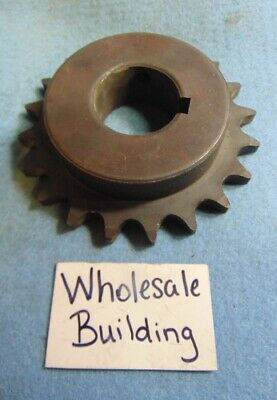 "60BS16H X 1 1//4  TTN Sprocket 16 Teeth 1 1//4/"" Finished Bore 3//4 Pitch"