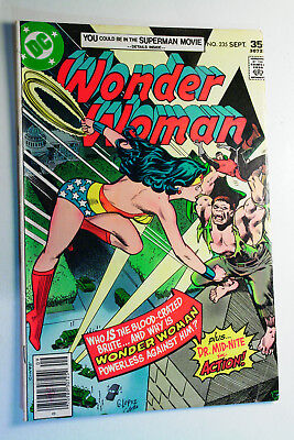 Wonder Woman #235 No. 235 1977 Vg Bronze Age Dc Comic Book