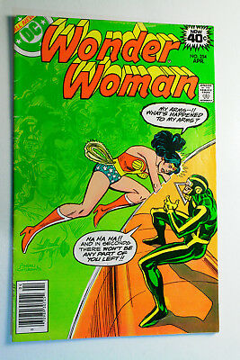 Wonder Woman #254 No. 254 1979 Fn Bronze Age Dc Comic Book