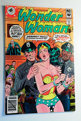 Wonder Woman #260 No. 260 1979 Vg Bronze Age Dc Comic Book