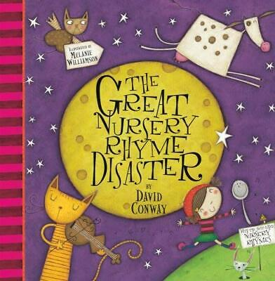 The Great Nursery Rhyme Disaster by Conway, David