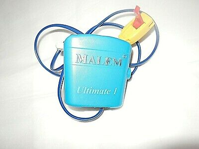 Malem Medical Ultimate 1 Vibrating Bed Wetting Alarm Retail over $100