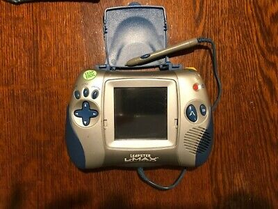 Leap Frog Leapster L-Max Multimedia Learning Game System. Tested