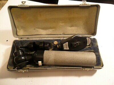 Keeler ophthalmoscope military issue 1971