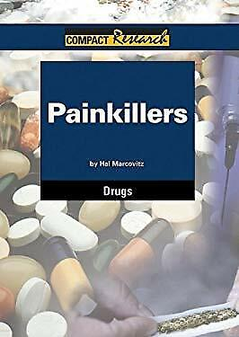 Painkillers by Marcovitz, Hal-ExLibrary