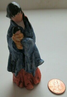 DEGRAZIA VILLAGE FIGURINE -