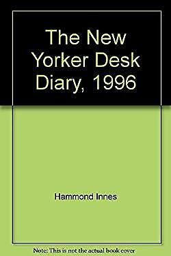 The New Yorker Desk Diary, 1996 by New Yorker Magazine
