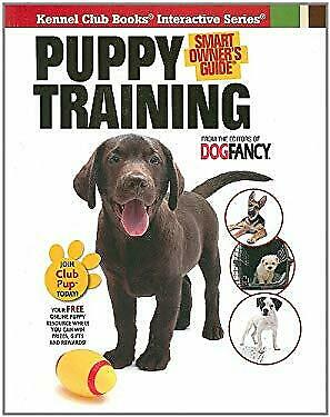 SMART OWNER'S GUIDE: Puppy Training (2010, Paperback