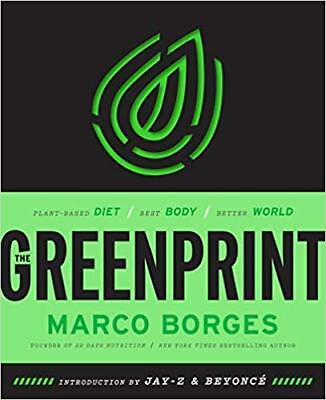 The Greenprint: Plant-Based Diet Best Body Better World