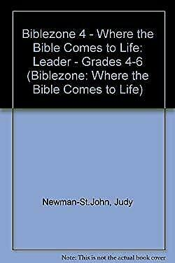 Leader (Biblezone: Where the Bible Comes to Life) by Newman-St John, Judy