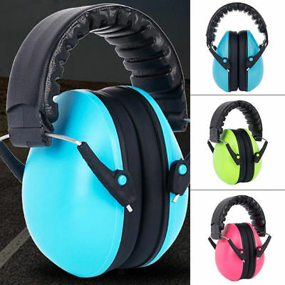 Kids Childs Baby Ear Muff Defenders Noise Reduction Comfort Festival ProtectionE