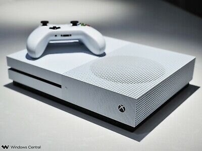 Microsoft Xbox One S 1TB White Gaming Console