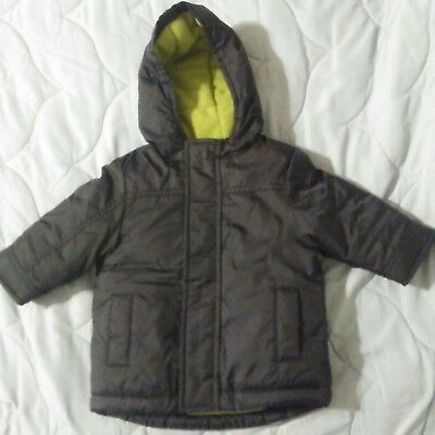 f0f24d79a GYMBOREE WINTER PUFFER jacket Size 12 24 Month Baby Boys -  8.00 ...