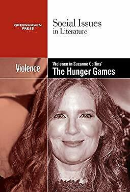 Violence in Suzanne Collins's the Hunger Games Trilogy by Wiener, Gary