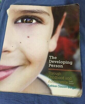 Developing Person Through Childhood and Adolescence 10 Soft Cover by Berger