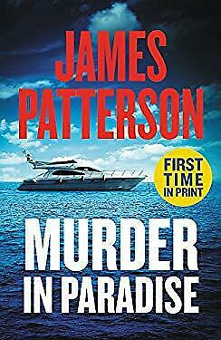 Murder in Paradise by Patterson, James-ExLibrary