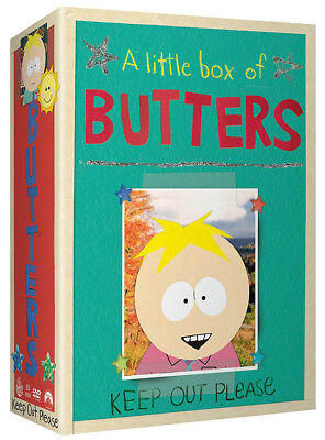 Butters - A Little Box Of Butters (South Park) (Boxset) (Dvd)