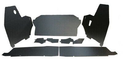 Trunk Boards 7Pcs for 1969-70 Buick Electra Black Made in USA