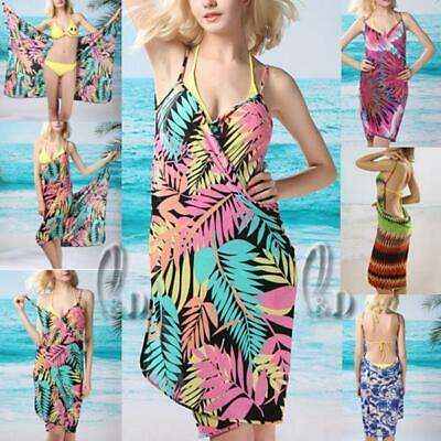 WHOLESALE BULK LOT OF 20 MIXED STYLE Backless Bikini Cover up Wrap Dresss sw005