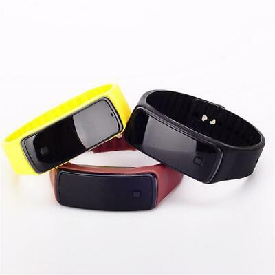 Touch Screen LED Watch Sports Silicone Digital Wristwatch For Adult Child Gift.