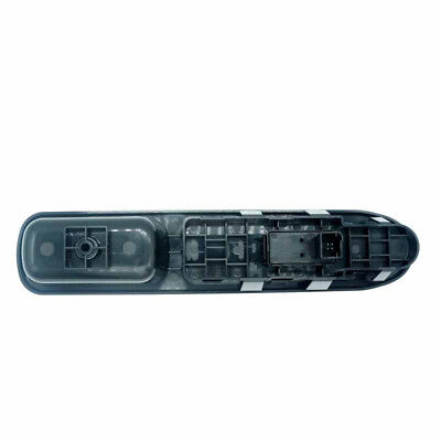 Electric Window Switch With Frame Front Left For Peugeot 207 NT6