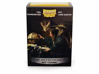 Dragon Shield Type the Astronomer 100 Protective Sleeves Cases Card Holder