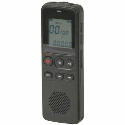 2GB TechBrands Digital Voice Recorder