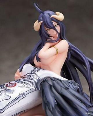 Overlord Albedo 1/8Complete PVC Figure FREEing With Pillow No Box 13cm New