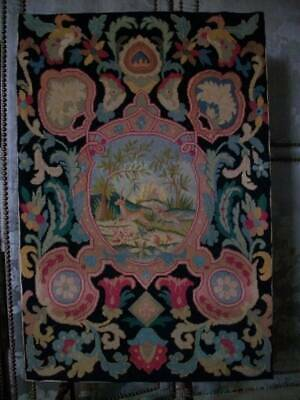 Unique 19th Century Wall Tapestry Interior