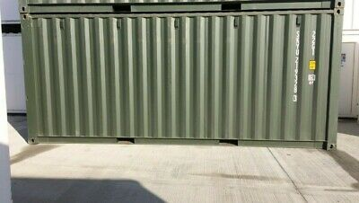 New 20Ft Shipping Container (One Trip) £1800