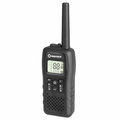 TechBrands 3W 80CH UHF Waterproof CB Transceiver Radio (Floats)