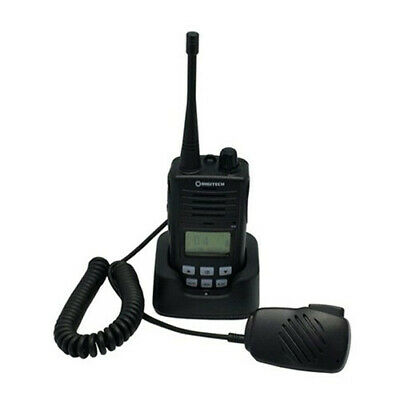 TechBrands 5W UHF CB Radio Tradies Pack IP67