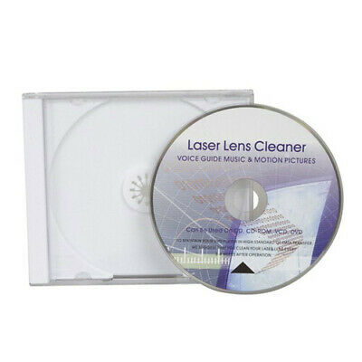 TechBrands CD/DVD Lens Cleaner