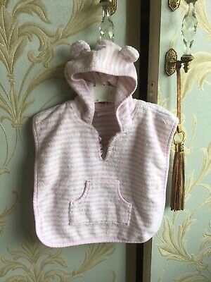 Little White Company Robe 0-6months