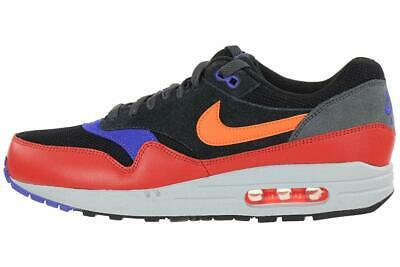 Nike Calzature Air Max 1 Essential Man Shoes 537383 017 Scarpa Casual  Sneakers d9677f7fbe8
