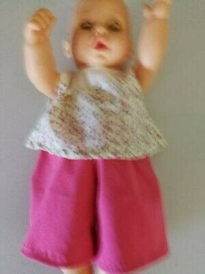 Collection of Dolls Clothes suitable for Cabage Patch Kid doll.