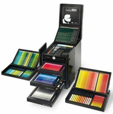 Faber Castell Art & Graphic KARLBOX Limited Edition Karl Lagerfeld 110051