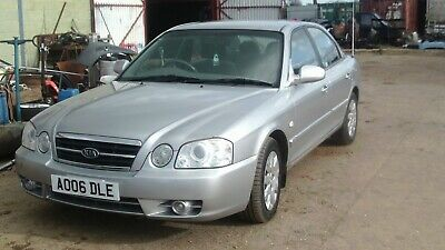 Kia Magentis  2.0 Petrol Manual Low Miles Only 49K 1 Former Keeper As Traded In