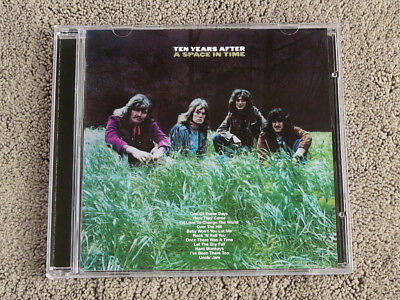 TEN YEARS AFTER - A Space In Time - CD + Bonus Tracks