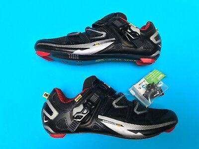 bac8cb33cd5 MAVIC CYCLING SHOES Size 42 UK 8 Perforated Ergo Dial QR Energy ...