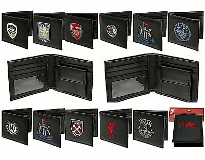 Football Leather Wallets - Team Money Sport Coin Purse - 2019/2020